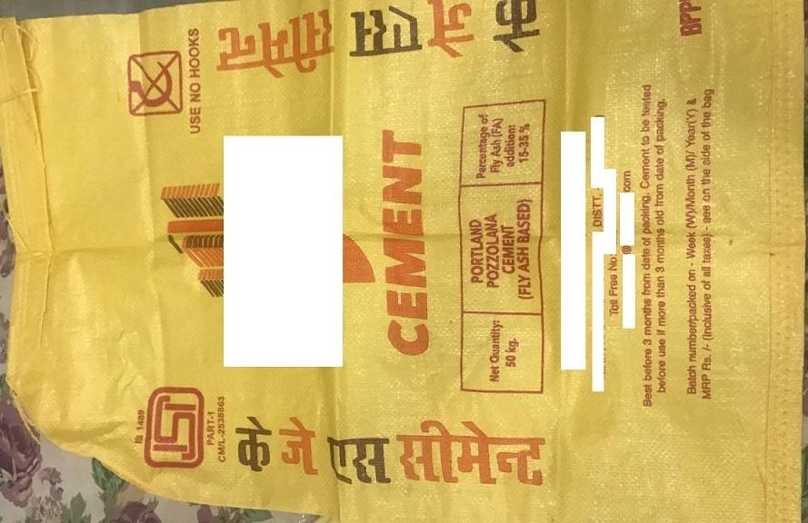 Cơ hội xuất khẩu 5.000.000 bao dệt pp đựng xi măng mỗi tháng sang thị trường Ấn Độ