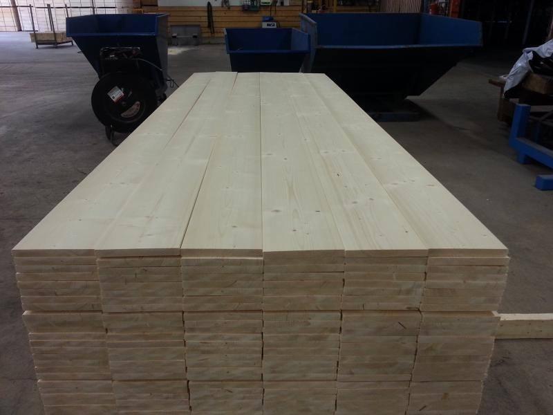 Cơ hội xuất khẩu thử 1 container 40ft gỗ thông xẻ sang Singapore