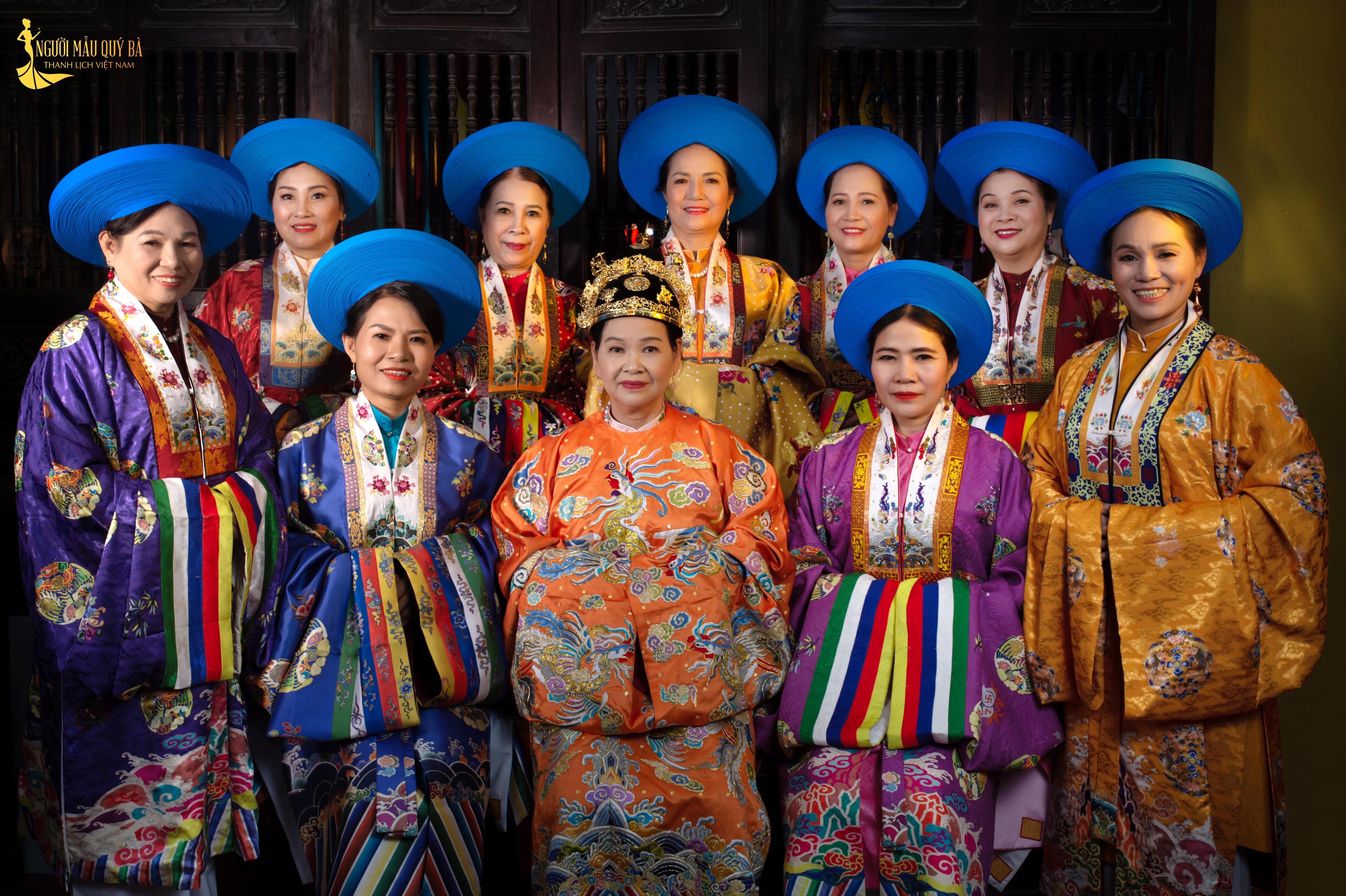 Ban giám khảo quyền lực của Chung khảo Người mẫu Quý bà Thanh lịch Việt Nam