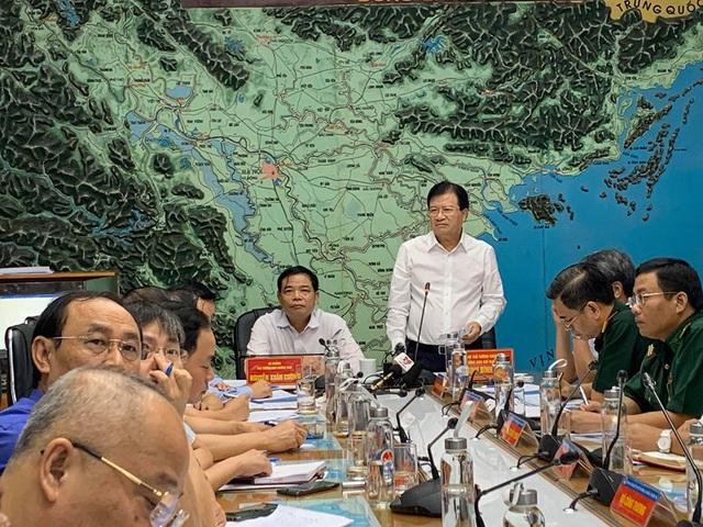 Áp thấp nhiệt đới sắp mạnh thành bão, dự báo ảnh hưởng Nam Đồng bằng Bắc Bộ