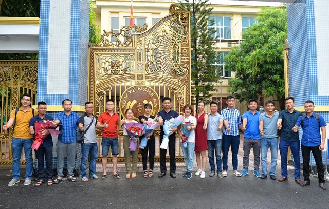 Bác sĩ lên đường chi viện Đà Nẵng: Hết dịch trở về, mình sẽ làm đám cưới!