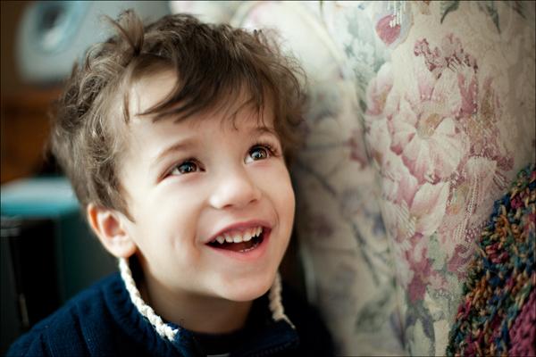 Bài học từ khuôn mặt luôn tươi cười rạng rỡ