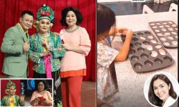 Bản tin Sao Việt: Hồng Vân phản ứng ra sao khi nhận được bao lì xì không có tiền từ Xuân Hinh; Hà Tăng khoe con gái hỗ trợ mẹ là