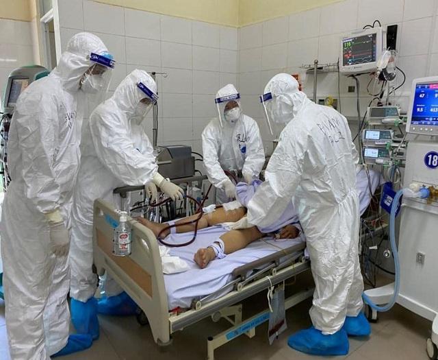 Bệnh nhân Covid-19 tử vong ở tuổi 36
