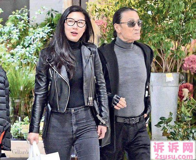 Bố Tạ Đình Phong tái hợp tình trẻ kém 49 tuổi