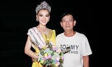 Bố Trân Đài: 'Tôi rất hãnh diện khi con đăng quang Hoa hậu Chuyển giới'