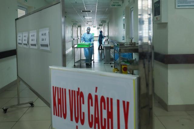 Ca Covid-19 thứ 9 tử vong tại Việt Nam