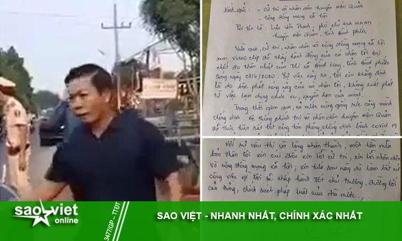 Cách hết chức vụ trong Đảng đối với ông Lưu Văn Thanh