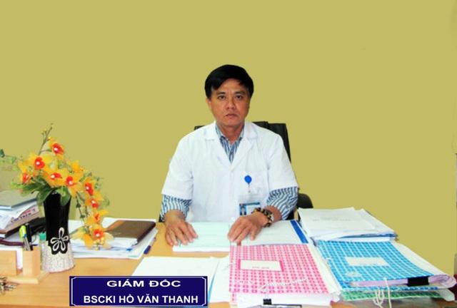 Cách hết chức vụ trong Đảng với Giám đốc Bệnh viện Sản - Nhi Phú Yên