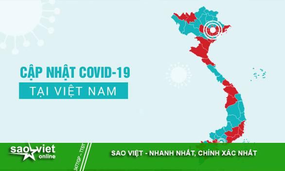 Cập nhật tình hình COVID-19 tại Việt Nam 19/4/2020