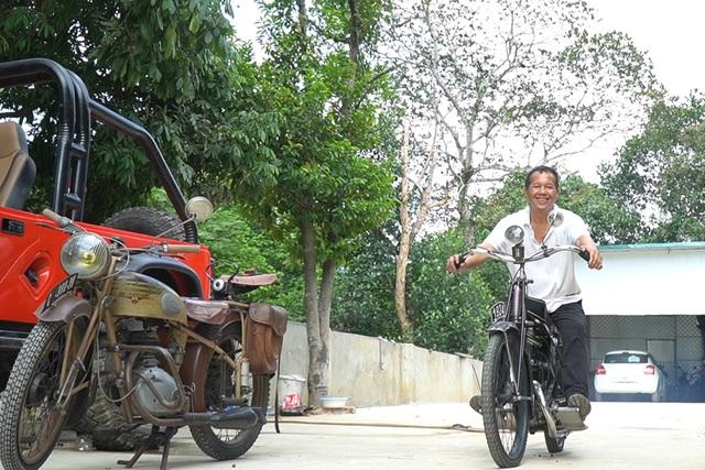 Chi 30 triệu mỗi tháng thuê người… nổ xe máy!