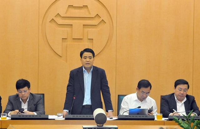 Chủ tịch Hà Nội thông tin việc bác sĩ, y tá viện Bạch Mai nhiễm Covid-19