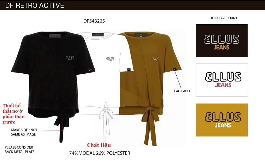 Cơ hội xuất khẩu 96.000 áo T shirt đến từ khách hàng người Dubai