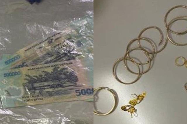 Con rể dựng hiện trường giả để lấy cắp tiền vàng của mẹ vợ