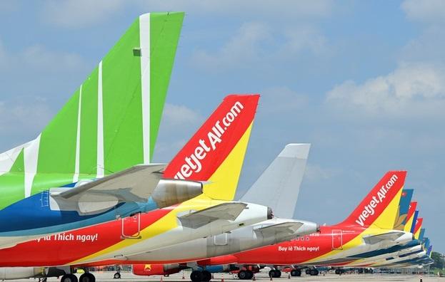 Công bố thông tin các chuyến bay đi/đến Hà Nội và TPHCM từ ngày 10/10