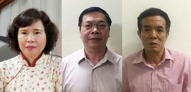 Cựu Bộ trưởng Vũ Huy Hoàng gây thiệt hại hơn 3.800 tỷ đồng