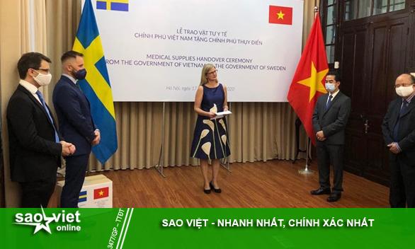 Đại sứ Thụy Điển tại Việt Nam: