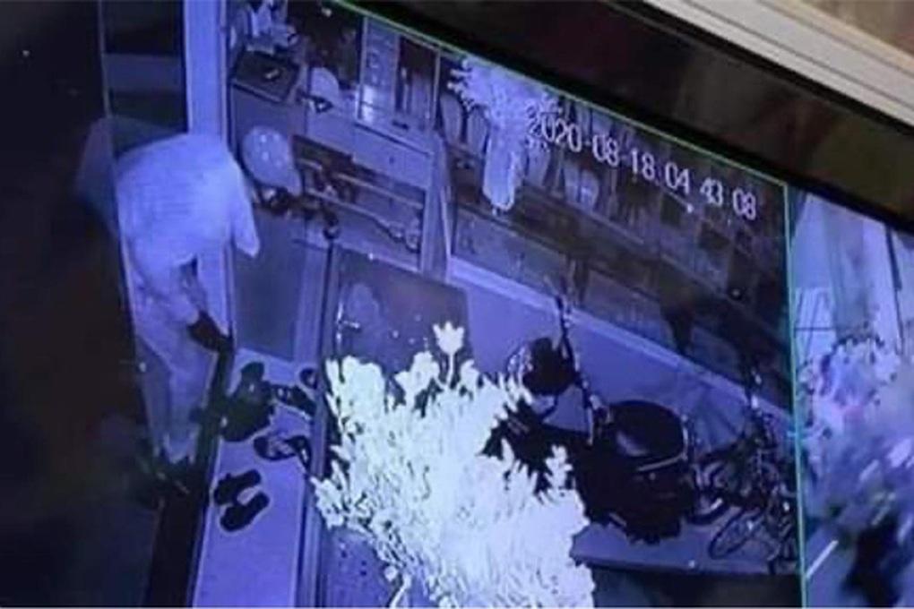Điều tra vụ tiệm vàng trình báo bị trộm 350 cây vàng