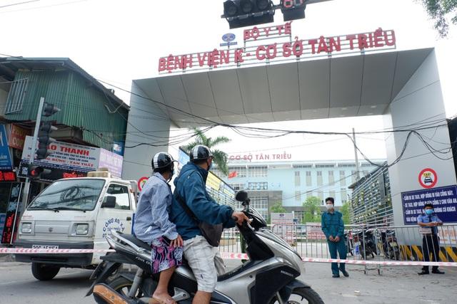 Hà Nội thêm ca dương tính, bệnh nhân ở chung cư HH3C Linh Đàm