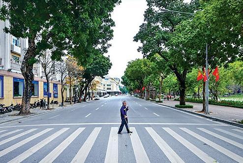 Hà Nội: Từ 0 giờ ngày 19/7, mọi người dân ở tại nhà