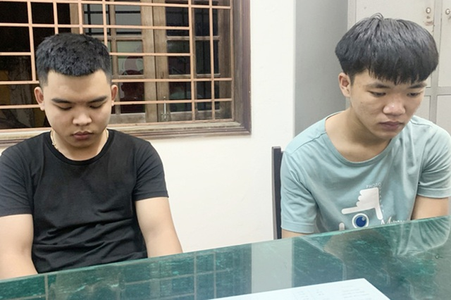 Hai thanh niên hack tài khoản facebook chiếm đoạt hàng trăm triệu đồng