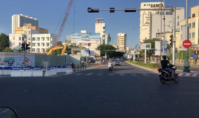 Hình ảnh Đà Nẵng khi tái lập biện pháp giãn cách xã hội