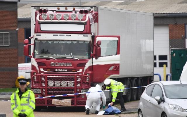 Hồ sơ 4 nạn nhân tử vong trong container tại Anh được chuyển cho Việt Nam