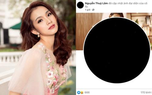 Hoa hậu Thùy Lâm thông báo gia đình có người qua đời, Minh Tiệp và dàn sao đồng loạt chia buồn