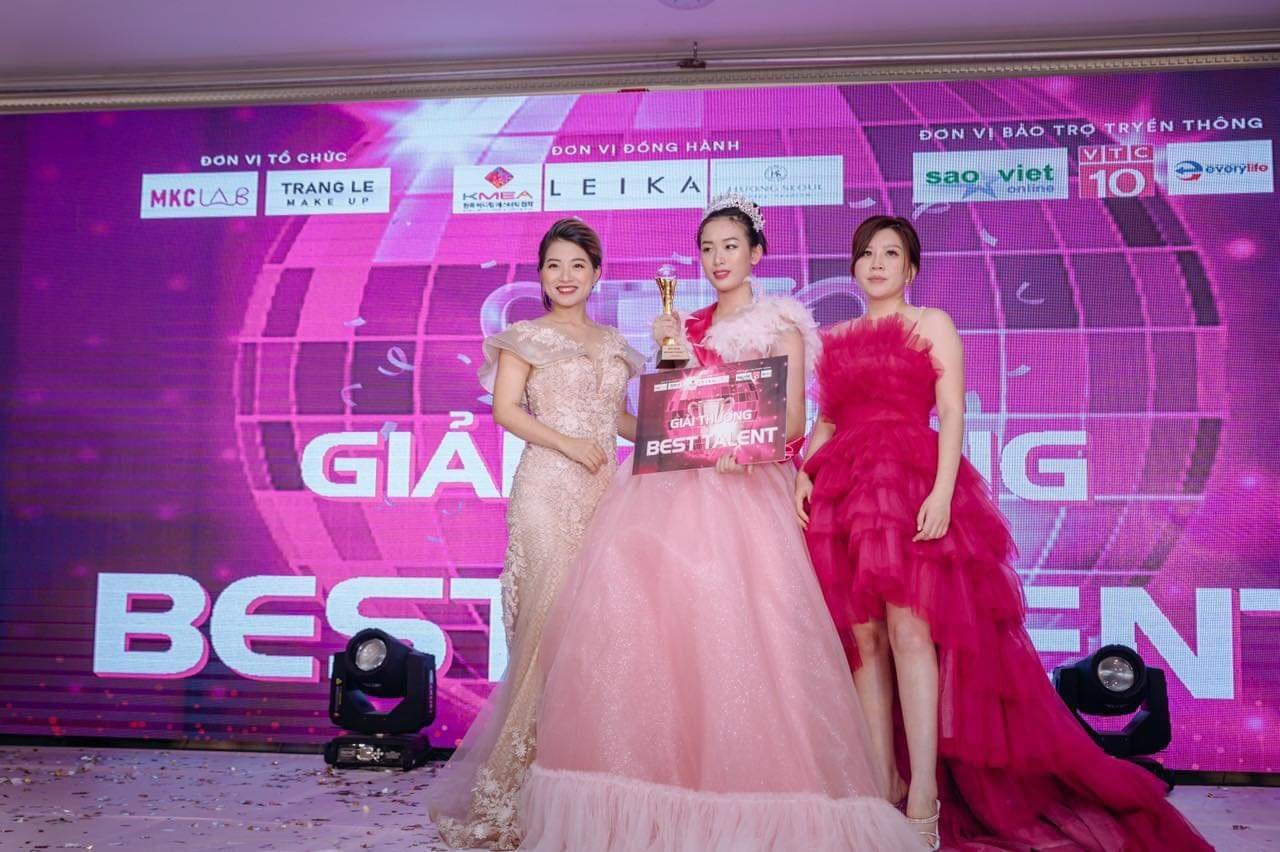 Hoàng Khánh Vy – Công chúa làng mẫu và khát vọng truyền đi thông điệp yêu thương trên từng sàn diễn