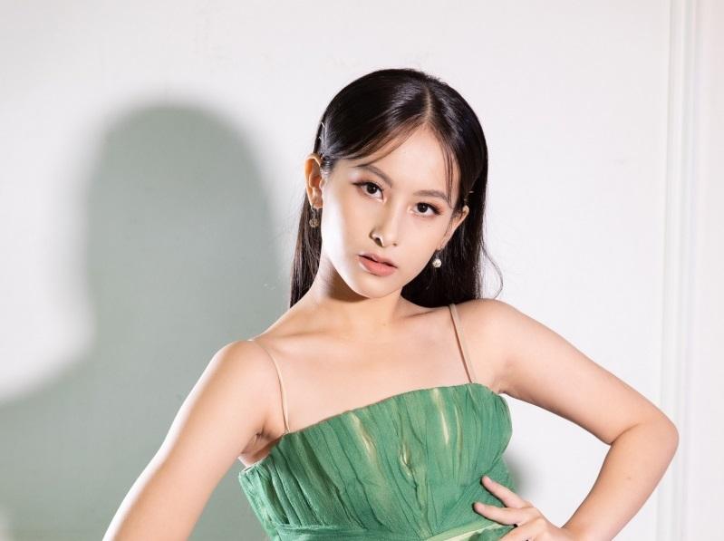 """Khán giả """"phát hờn"""" với màn trình diễn mãn nhãn của mẫu nhí Trương Thảo Vy tại """" Fashion Runway Spring – Summer 2021"""""""