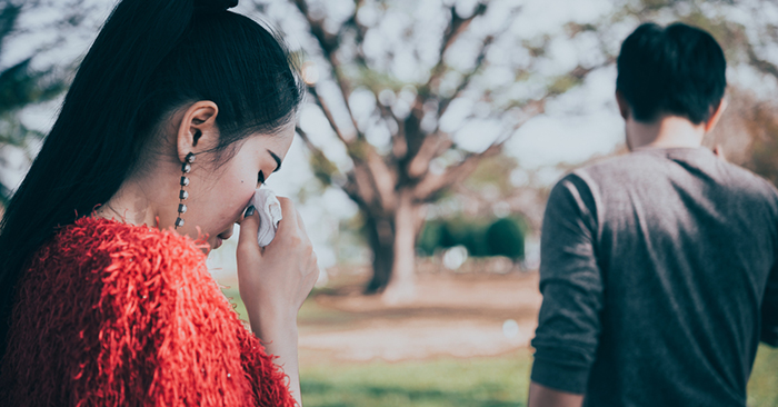 Khi mất đi tình yêu, chớ đổ lỗi rằng bên cạnh mình có quá nhiều cám dỗ