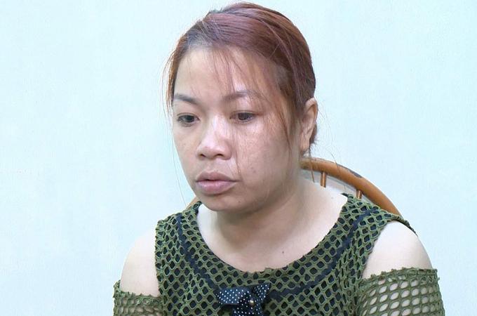 """Khởi tố """"mẹ mìn"""" bắt cóc cháu bé 2 tuổi ở Bắc Ninh"""