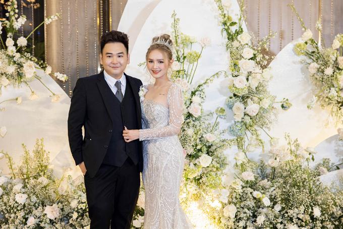 Không gian cưới gần 1 tỷ đồng của 'streamer giàu nhất Việt Nam'