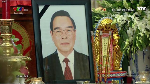 Lễ viếng nguyên Thủ tướng Phan Văn Khải