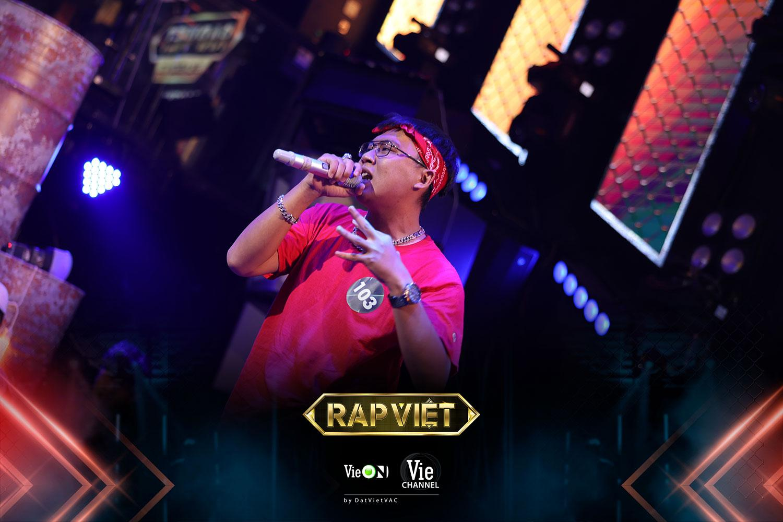 Loạt rapper trẻ khiến sân khấu casting Rap Việt - Mùa 2 'rung chuyển'