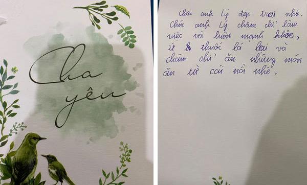 Lời chúc xúc động con trai dành cho NSND Công Lý trong ngày cưới