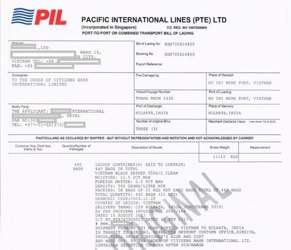 Mr Kapil, thương nhân người Nepal đã nhập khẩu thành công sản phẩm hạt tiêu từ Việt Nam