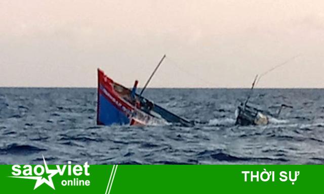 Mỹ lên tiếng quan ngại vụ tàu hải cảnh Trung Quốc đâm chìm tàu cá Việt Nam
