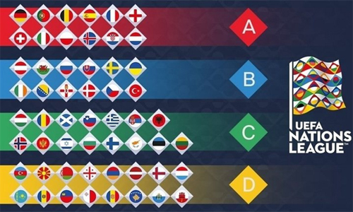 Nations League - phát pháo hiệu cho cuộc cách mạng bóng đá