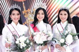 Người đẹp Thanh Hóa Đỗ Thị Hà đăng quang Hoa hậu Việt Nam 2020