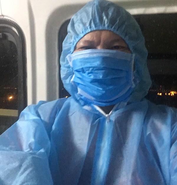 Người từ Đà Nẵng về Hà Nội bị ho, sổ mũi đang cách ly: Tôi tiếp xúc hàng trăm người