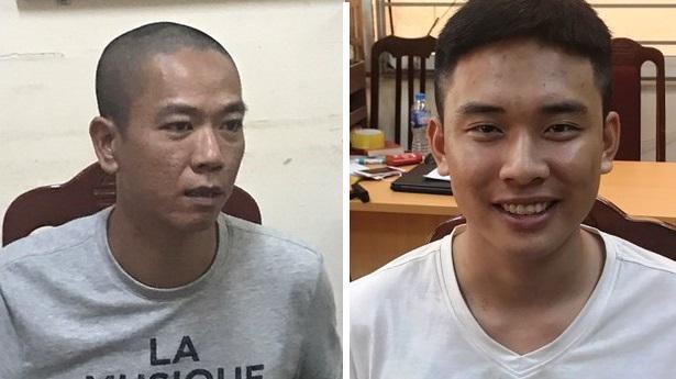 Nóng: Bắt được hung thủ vụ cướp Ngân hàng BIDV - Chi nhánh Ngọc Khánh