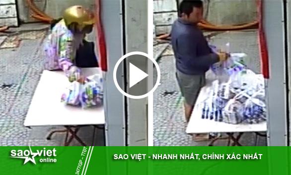Nữ quái trộm sạch quà hỗ trợ người nghèo mùa dịch Covid-19 ở Hà Nội