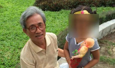 Ông lão 77 tuổi ở Vũng Tàu dâm ô với nhiều bé gái