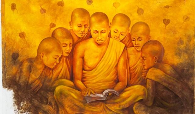 """Phật dạy: """"Có duyên, có phận thì sẽ đến với nhau mọi thứ không cần phải cưỡng cầu"""""""