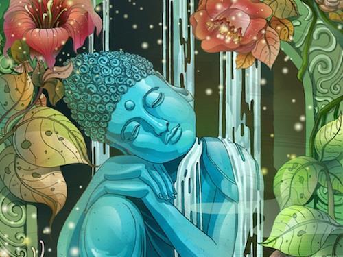 Phật dạy: Duyên sâu thì hợp, duyên mỏng thì tan, vạn sự tùy duyên không cầu, không khổ, chớp mắt đã hết một đời