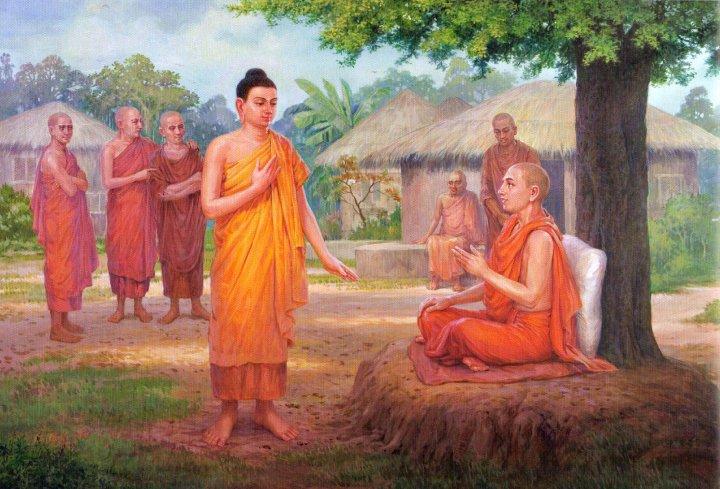 """Phật dạy, mỗi sáng chỉ cần ghi nhớ đúng 4 câu """"thần chú"""" này, sẽ an nhiên vượt qua hết buồn vui của cuộc đời"""