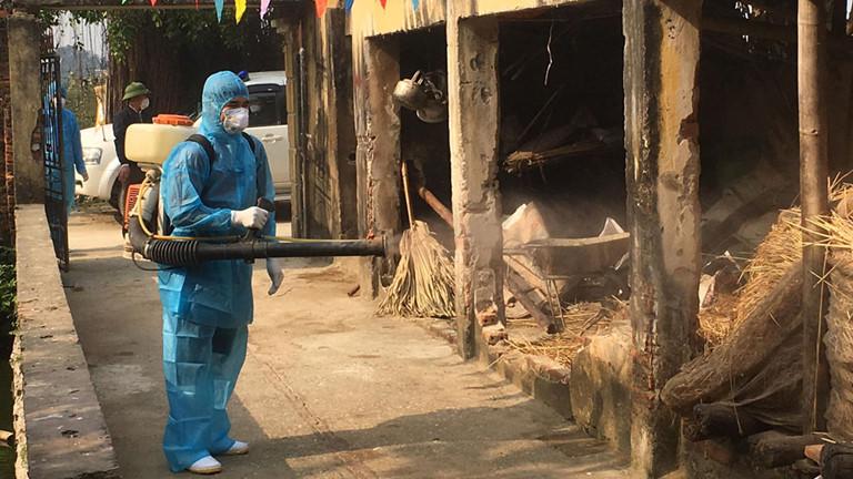 Phòng chống virus Corona: Thanh Hóa đang phải cách ly, theo dõi 1.615 người