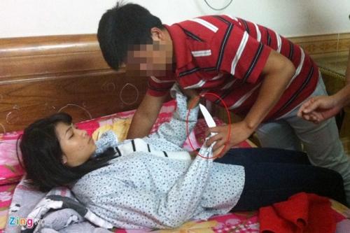 """Quan hệ xong không có """"quà"""", nữ sinh giết cán bộ huyện chấn động Vĩnh Phúc"""