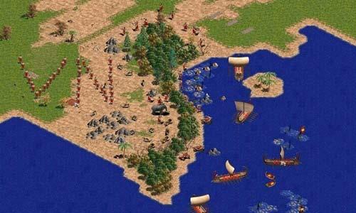 Quân Hittite đánh gì, cách chơi quân Hittite trong đế chế, AOE